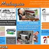 Signboard Malaysia